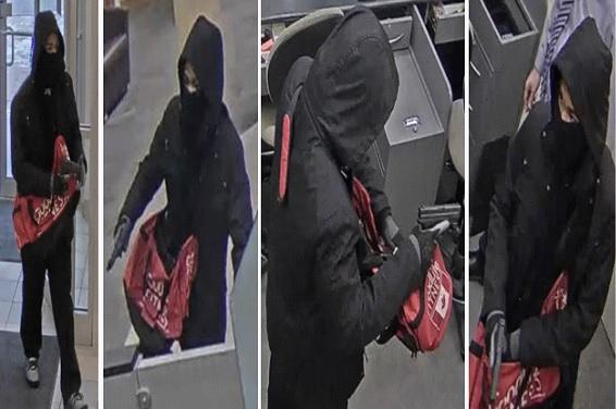 Robbery - suspect