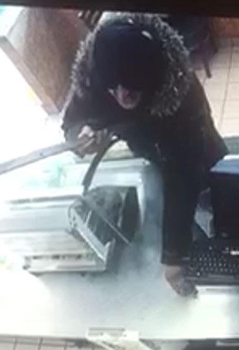 Dalhousie robbery suspect 1