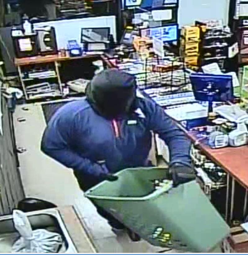 Manotick Robbery suspect 1