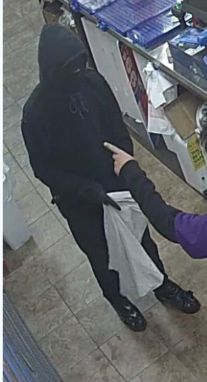 Suspect Moodie Dr Robbery 2
