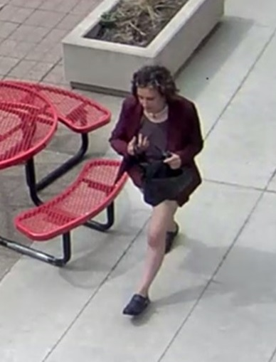 Woman to ID - Sparks Street