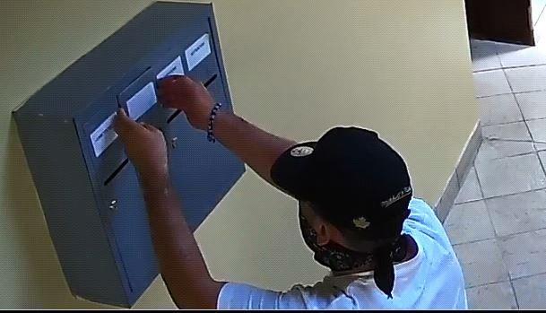 Mosque Theft Suspect 2