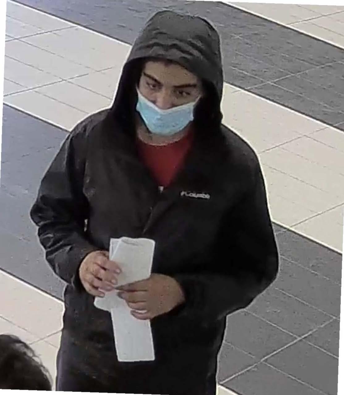 Suspect 1 to ID -photo 2 - Theft MV