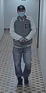 Richmond Rd B&E suspect 1