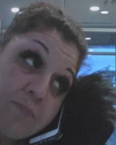 Fraud suspect woman 1