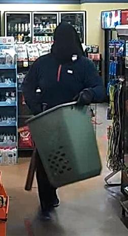 Manotick Robbery suspect 2