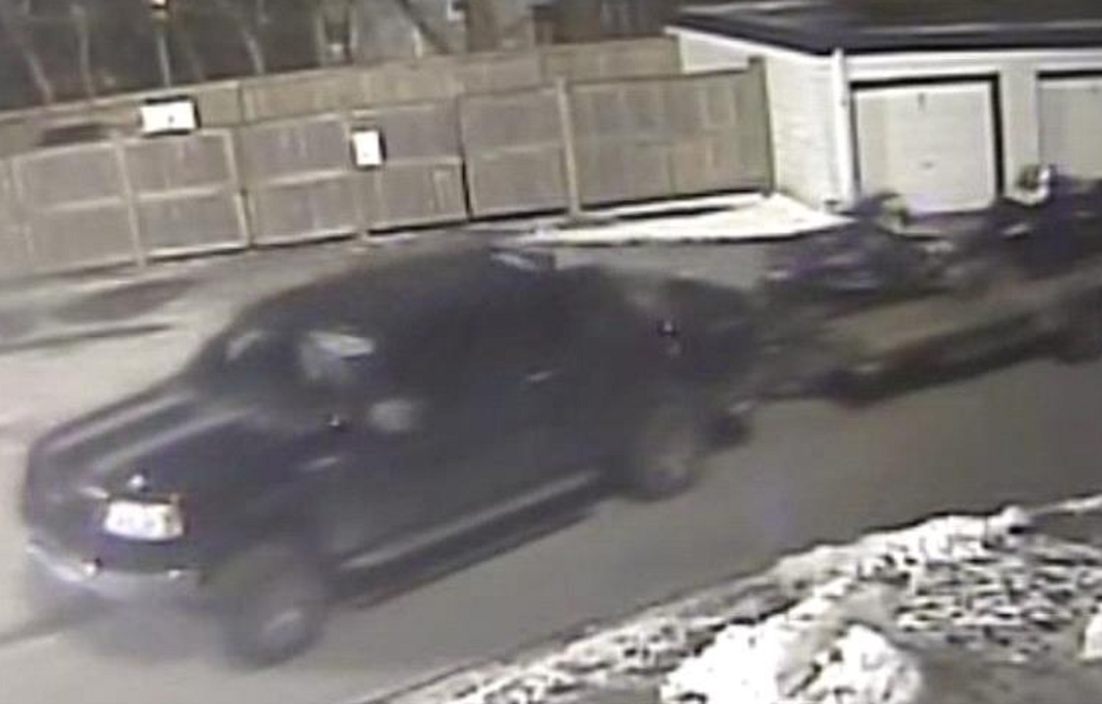 suspect truck to ID 1