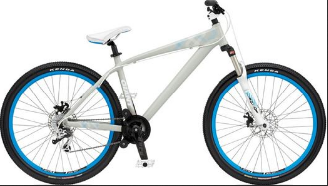 Stolen Bicycle no1 - sample
