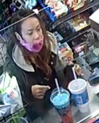 Woman Suspect(b)