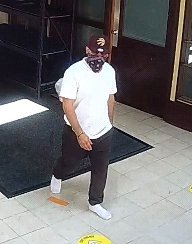 Mosque Theft Suspect 1