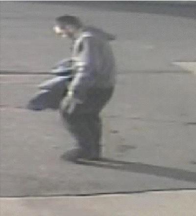 Suspect Robertson Road Robbery-1