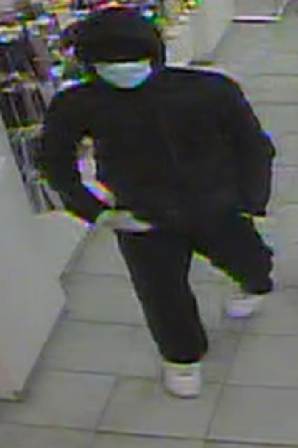 Susp#2 Robbery Bank St