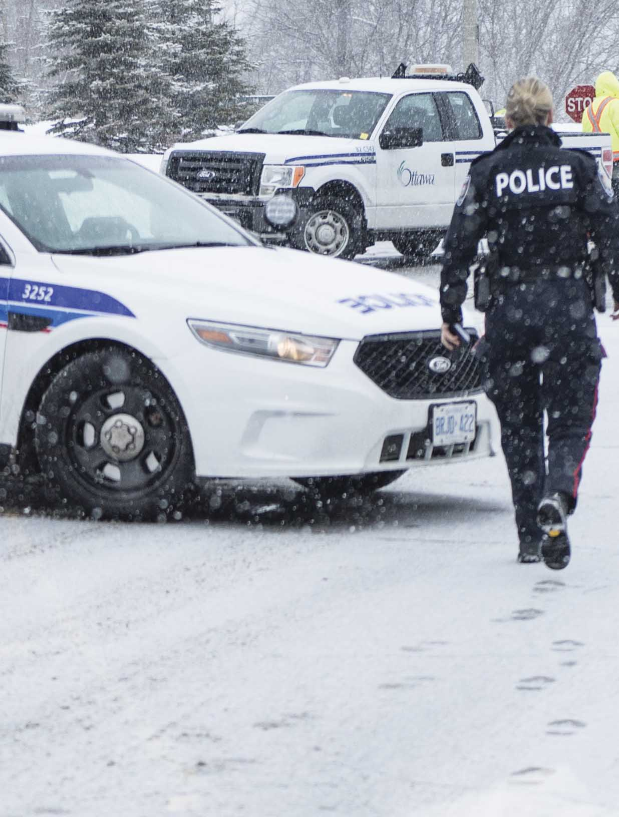 Si vous vous retrouvez en situation de panne de véhicule où il y a du danger, n'hésitez pas à appeler la police
