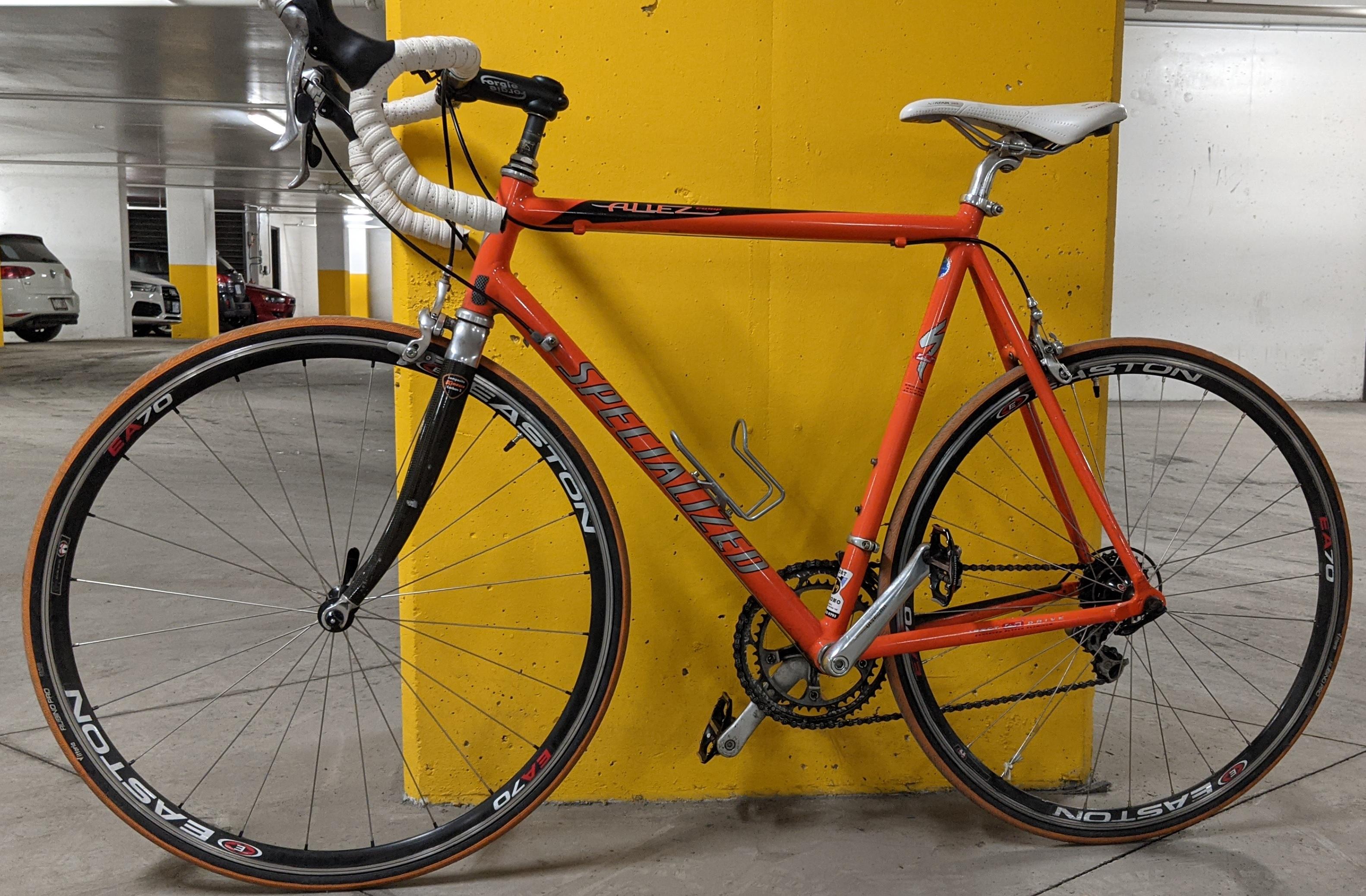 BV bike - Avid cyclist