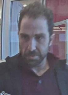 Fraud suspect man 1
