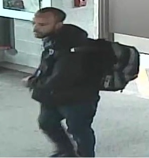 suspect to ID Champagne Ave 5