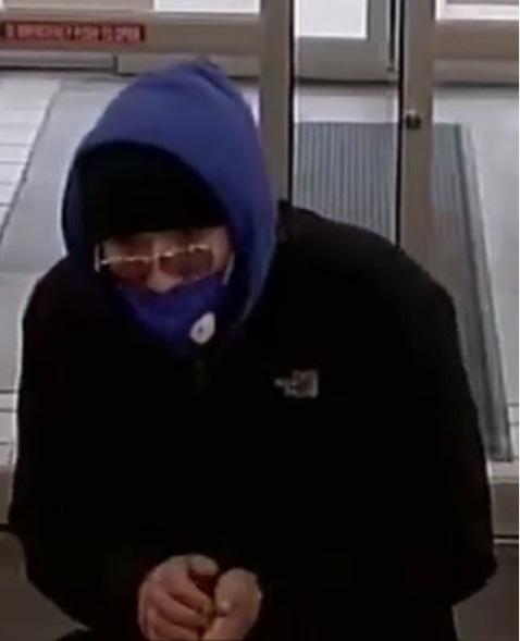 Heron Robbery suspect 3