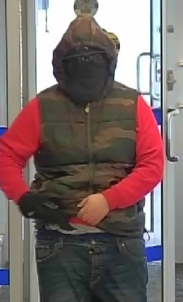 Centrepoint Robbery suspect to ID 2