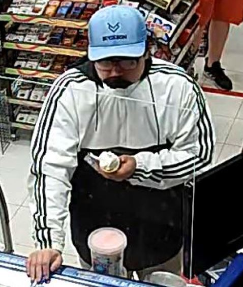 Suspect to ID Teron Rd2