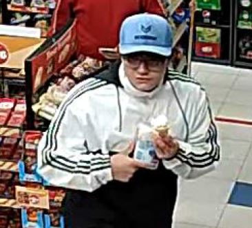Suspect to ID Teron Rd1