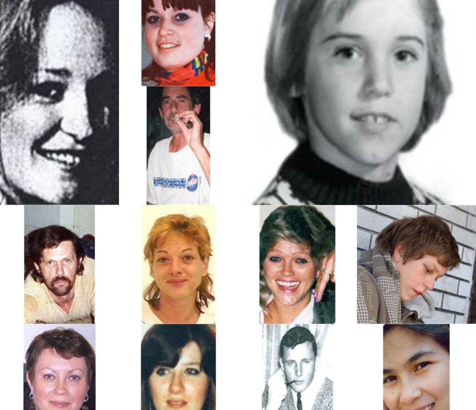 Les affaires historiques de personnes portées disparues comptent toujours et peuvent être élucidées