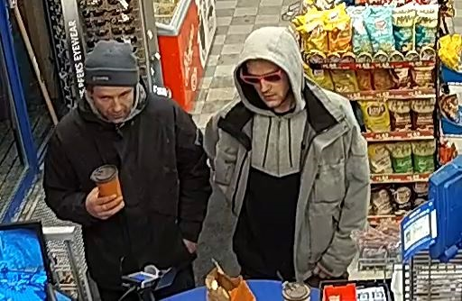 male suspects 1 - 2