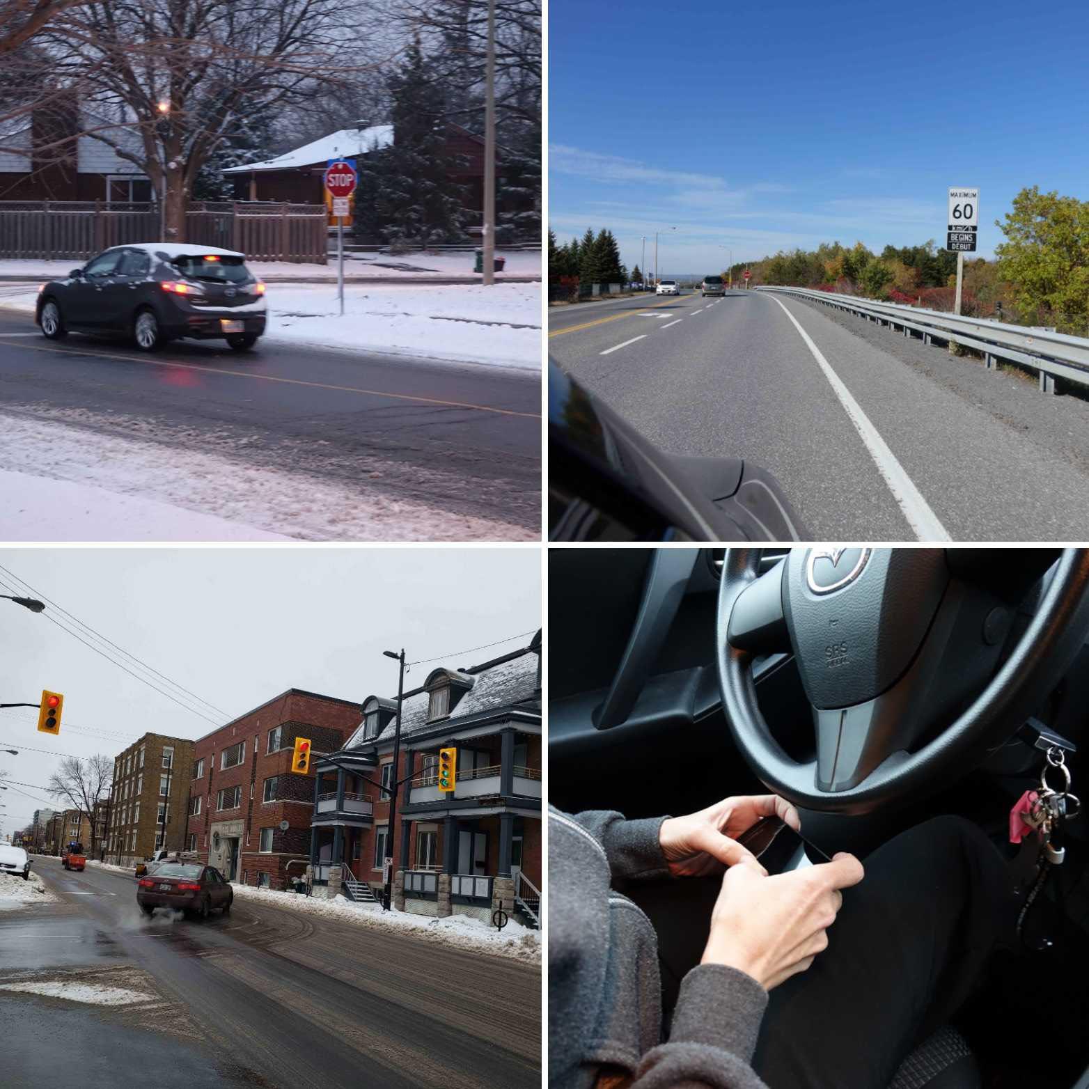 Les 4 principales infractions routières en 2019