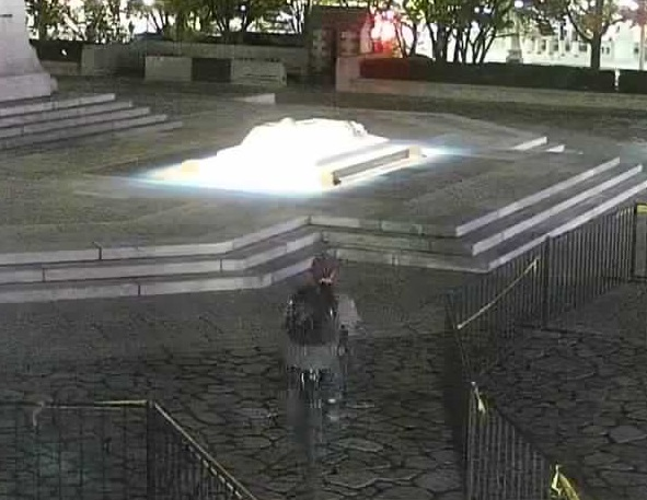 Memorial Tomb Suspect-1