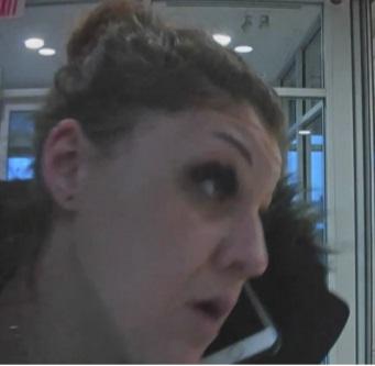 Fraud suspect woman 2