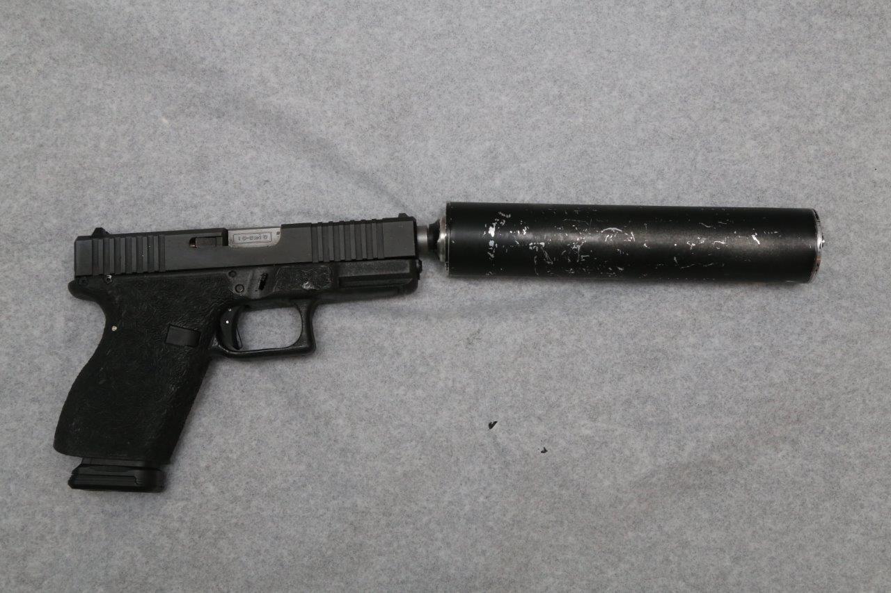 Firearm Gilmour Homicide