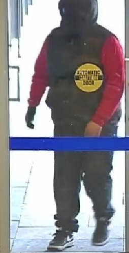 Centrepoint Robbery suspect to ID 1