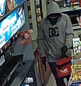 Woodroffe robbery suspect 1