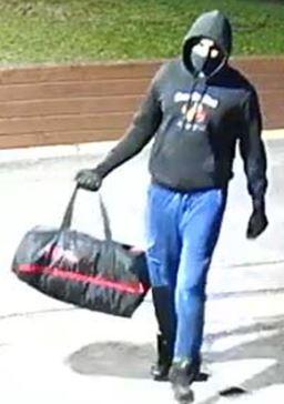Cat Conv Theft Suspect #3