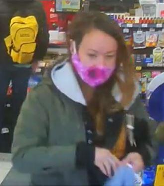 Woman Suspect(a)