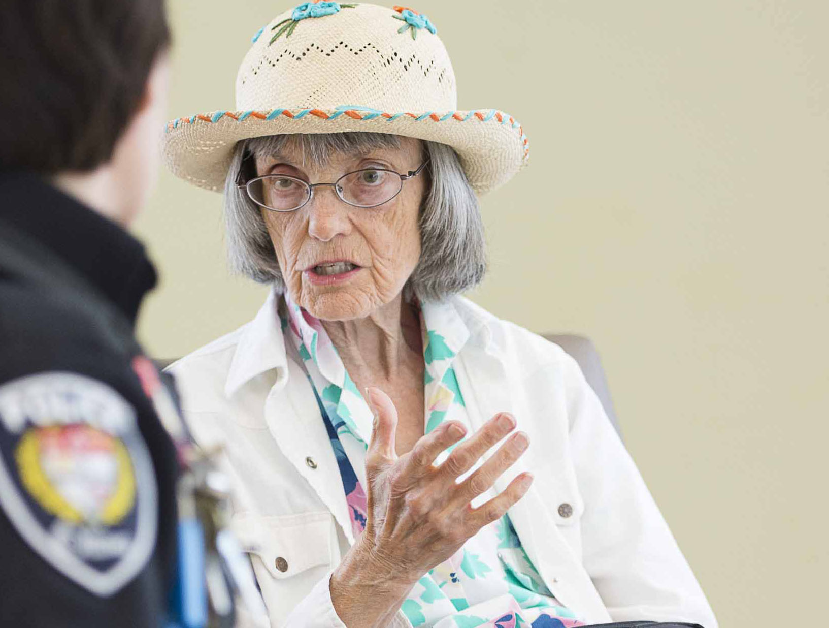 Anyone can be the victim of fraud, but elderly residents are particularly vulnerable