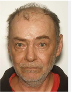 Missing 62 year old Jeremiah Guthro updated