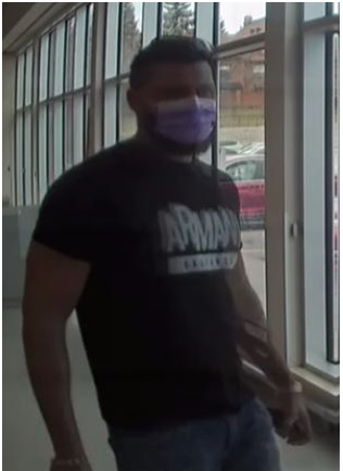 ID Theft Suspect #1(A)