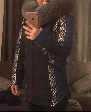 Missing Kuplu jacket