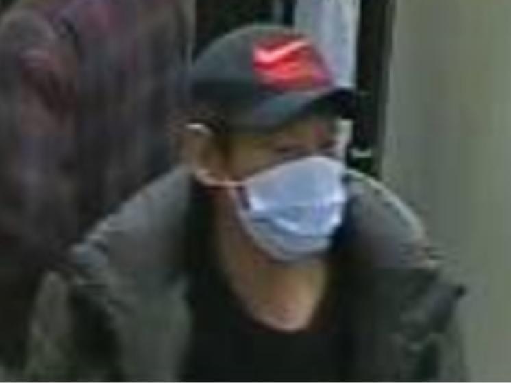 Merivale Robbery Suspect 1