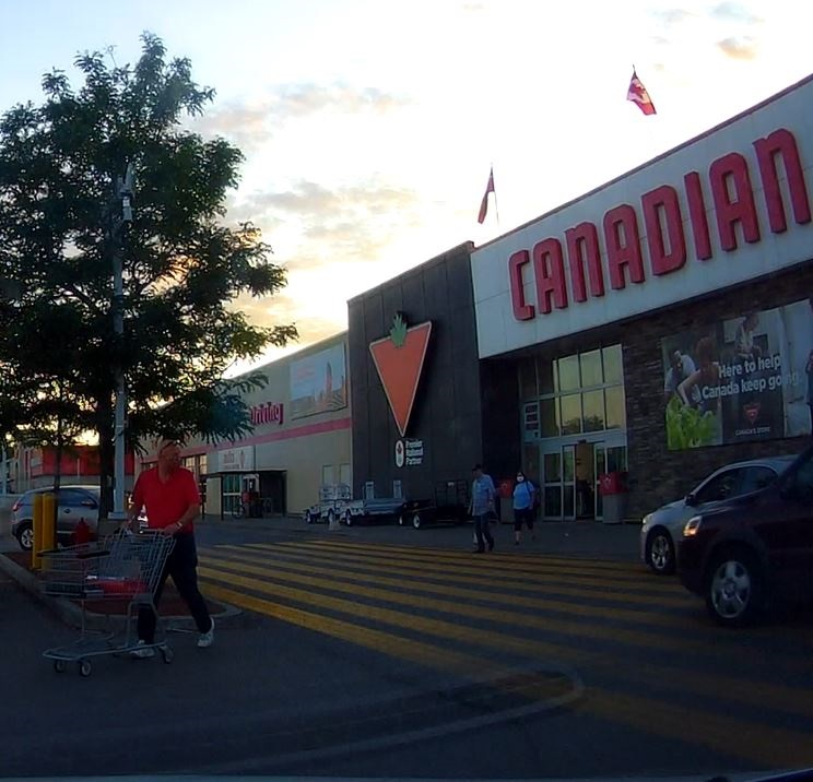 Canadian Tire witnesses